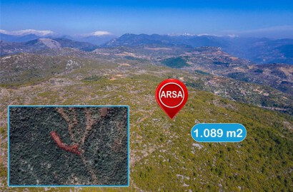 Land for Sale in Orhanköy Alanya