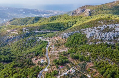 Land for Sale in Asmaca Alanya