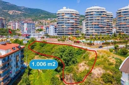 Zone Land for Sale in Cikcilli Alanya
